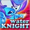 Игра Приключения водного рыцаря: Спасти принцессу
