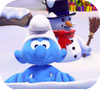 Game The Smurf's Snowball Fight