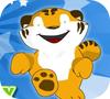 Игра Танцы маленьких тигрят