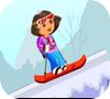 Game Dora Ski Jump