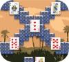 Игра Пасьянс: Древняя пустыня
