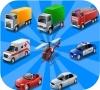Игра ПикТрикс: Транспорт