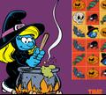 Игра Смурфетта празднует Хэллоуин