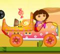 Игра Даша перевозит конфеты