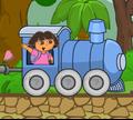 Игра Даша и паровоз
