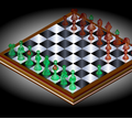 Игра 3D Шахматы