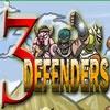 Игра 3 защитника