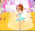 Игра Выступление твоей балерины