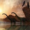 Игра Пазл: Динозавры