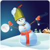 Игра Снеговик