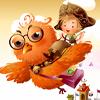 Игра Поиск отличий: Волшебный мир