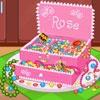 Игра Сладкая шкатулка для принцессы
