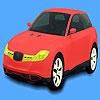 Игра Раскраска: Спортивный автомобиль