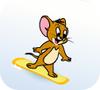 Игра Джерри-сноубордист