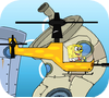 Игра Губка Боб на вертолете