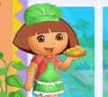 Игра Одевалка: Даша-повар