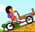 Игра Даша перевозит овощи