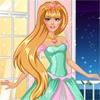 Игра Одевалка: Принцесса Барби