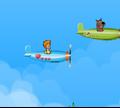Игра Скуби Ду: летающий пес