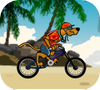 Game Scooby Doo: Beach BMX