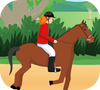 Game Horse Riding Coach