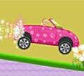 Игра Барби: Автогонки