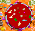 Игра Пицца Скуби Ду