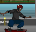 Игра Математика на скейте