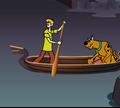 Игра Скуби Ду: Побег от призрака