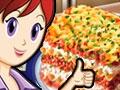 Игра Кухня Сары: Лазанья