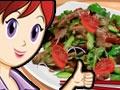 Игра Тайский салат из говядины: Кулинарный класс Сары