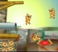 Игра Поймай кота в трубу