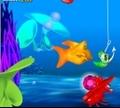 Игра Ариель и золотая рыбка