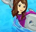 Игра Мое шоу дельфинов