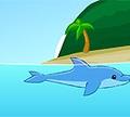 Игра Трюки с дельфином