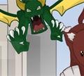 Игра Спаси белку от дракона