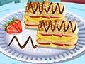 """Игра Кулинарный класс Сары: Слоеный торт """"Наполеон"""""""