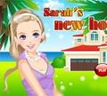 Игра Новый дом Сары