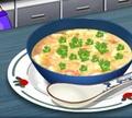 Игра Кулинарный класс Сары: Картофельный суп