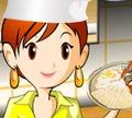 Игра Кулинарный класс Сары: Кебаб