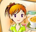 Игра Кулинарный класс Сары: Тыквенный суп