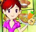 Игра Кулинарный класс Сары: Сахарное печенье
