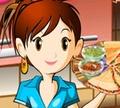 Игра Кулинарный класс Сары: Кесадилья