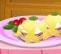Игра Кулинарный класс Сары: Омлет
