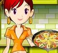 Игра Кулинарный класс Сары: Паелья