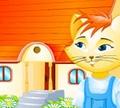 Игра Обустройство кошачьего дома