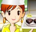 Игра Кулинарный класс Сары: Брауни