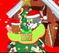 Игра Том и Джерри: Рождественские подарки