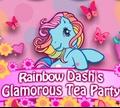 Игра Мой маленький пони: Гламурная вечеринка