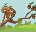Игра Защити свои орехи